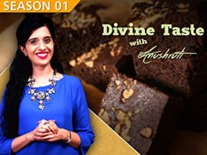 Divine Taste with Anushruti on Rajshri Food