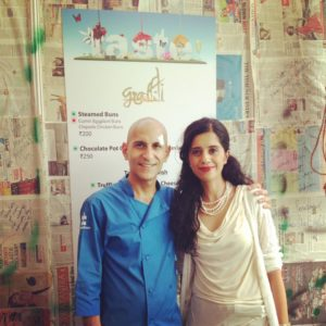 Anushruti with Jehangir Mehta